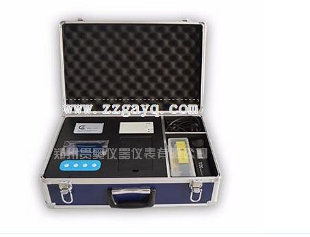 饮用水质分析仪操作规范
