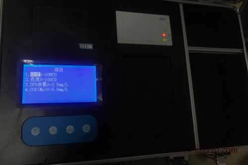 湖北省手持式水质检测仪生产厂家