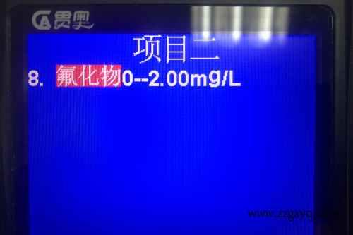北京氯离子水质检测仪